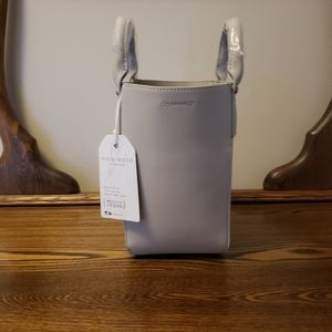 Pixie Mood Leticia Bucket Bag - Cloud